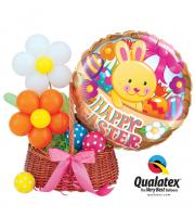 Easter Basket Balloon Gift