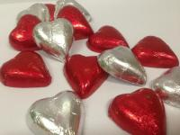 1 Dozen Heart Chocolates