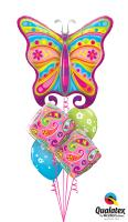 Butterfly Balloon Bouquet