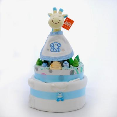 Baby-Nappy-Cake-Blue