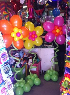 how to make balloon bouquets instructions